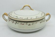 Haviland Yale Round Covered Vegetable Dish - Schleiger 103