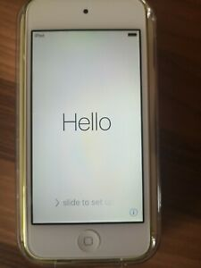 ipod touch 5th generation yellow 16gb great condition