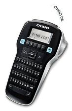 Dymo LabelManager 160 - Label printers (thermal Transfer LCD D1 Black Silve