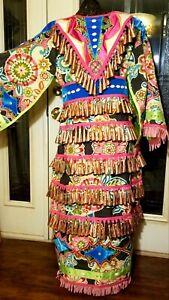 Women's Jingle Powwow Dress