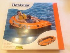 Bestway Kindor 2000 Inflatable Dinghy Canoeing Kayaking Inflatable 3 air chamber