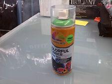 Vernice gomma spray tipo pellicola rimovibile removibile verde fluorescente fluo