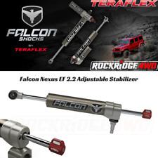 TERAFLEX Falcon Nexus EF 2.2 Fast Adjust Steering Stabilizer Jeep Wrangler TJ LJ