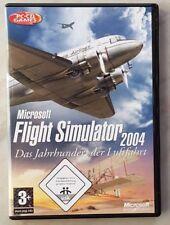 Flight Simulator 2004 PC
