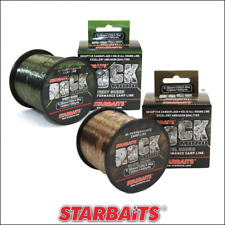 Fishing line (fishing lines) starbaits rock gravel brown/weedy green rock