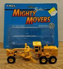 Mighty Movers CAT Road Grader ERTL 072419DBT6