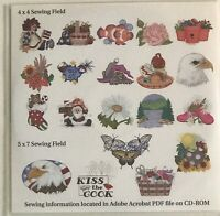 Dakota Collectibles Embroidery designs designs solutions collection #2 DCDSC#2
