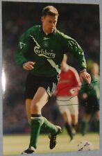 Erik Meijer signed Liverpool 12x8