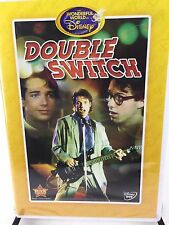 NEW Wonderful World of Disney Double Switch DVD Movie Club OOP New and Sealed
