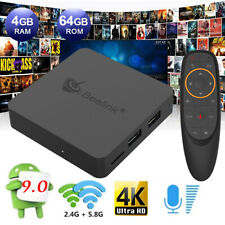 Beelink GT1mini-2 TV Box Android 4GB+64GB 2.4G+5.8G WiFi 1000Mbps w/Voice Remote