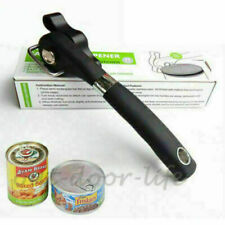 Heavy Duty Can Opener Effortless Manual Stainless Steel Handy Kitchen Tool Gifts