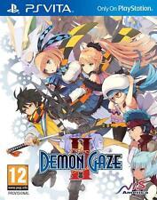 Demon Gaze 2 PS Vita For PAL PS Vita (New & Sealed)