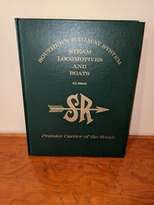 Southern Railway Steam Locomotives by Richard Prince  Hardcover New Condition