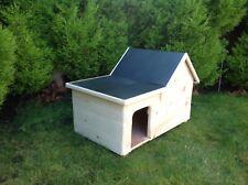 Small Animal/duck House Wooden Handmade Hibernation Home Removable Roof