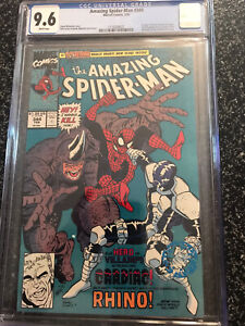 Amazing Spider-Man 344 CGC 9.6 NM+ 1st Appearance Cletus Cassidy Carnage Cardiac