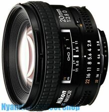Nikon Ai AF NIKKOR 20mm F2.8D Wide-Angle Perspective Lens from Japan
