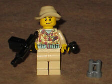 Lego Custom Minifig USMC HEAVY MACHINE GUNNER MODERN WARFARE SOLDIER