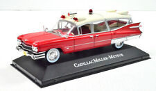 Cadillac Miller-Meteor Ambulance Year 1959 Scale 1:43 from Atlas