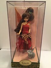 DISNEY STORE EXCLUSIVE LE FAIRIES DESIGNER COLLECTION FAWN DOLL 0651/4000