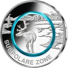 5 Euro Subpolare Zone Deutschland 2020 Stempelglanz Vorverkauf