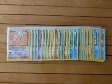 Fossil Unlimited Pokemon - Pick a Card - Near Mint FREE SHIPPING