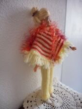 poupée mannequin et son emsemble .