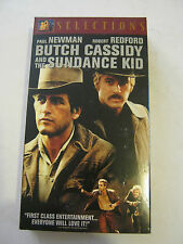 Butch Cassidy And The Sundance Kid - Redford, Newman (VHS, 2002) (GS1-19)