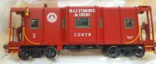 B&O Wagontop C-2479 I-12 Caboose Spring Mills Depot 121213-06