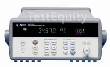 Keysight 34970A w/opt. 001 Data Acquisition / Switch Unit - New Open Box