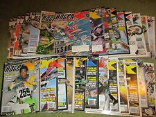 Vintage 1998 - 2011 Lot of 28 RACER ILLUSTRATED Motorcycle Bike Magazines 300