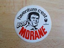 Rare autocollant L'AVENTURE C'EST BOB MORANE - MARABOUT