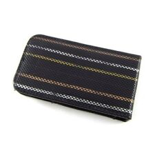 Flip case/móvil-bolsa de Apple iPhone 4s/4-segregados negra Funda/Cover