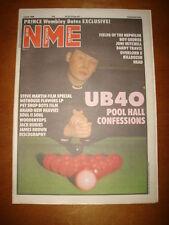 NME 1988 JUN 4 UB40 PRINCE JONI MITCHELL JAMES BROWN