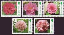 Flowers Jersey Regional Stamp Issues