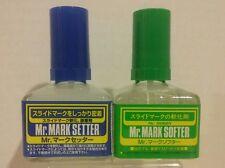 Mr Mark Setter/Mark Softer bundle.