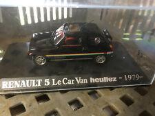 RENAULT 5 LE CAR VAN HEULIEZ 1979 1/43 en boite L2