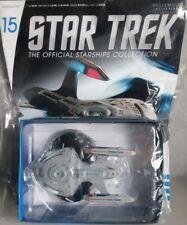 Star Trek Officiel Starships Magazine #15 U.S.S.Equinox Ncc-72381 Modèle