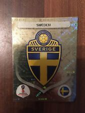SWEDEN FOIL #472 Panini 2018 Fifa World Cup Russia Sticker