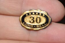 Vintage Long Bell Lumber Company 30 Year Service Pin               s4