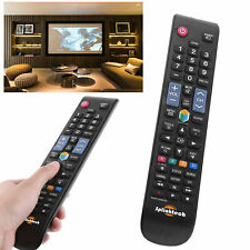 Replacement Remote Control For Samsung 3D SMART TV`s LCD WORKS 2008 -2017 MODELS
