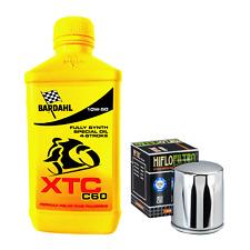 Kit tagliando Bardahl XTC 10W50 filtro olio Harley Davidson Sportster - Softail