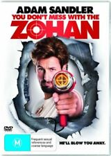 You Don't Mess with the Zohan (DVD, 2008)