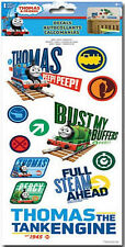 THOMAS the TANK ENGINE wall stickers 12 decals trains Percy room decor Buffers
