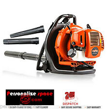 42.7cc Backpack Commercial 540km/H 2 Stroke Petrol Leaf Blower Power Equipment
