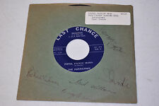 THE HURRICANES Pistol Packin' Mama/Poor Little Dancing Girl w/ Signed Sleeve