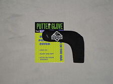 PUTTER GLOVE HEADCOVER FOR NAPA, BLADE, AND NO HEEL STYLE PUTTERS SCOTTY CAMERON