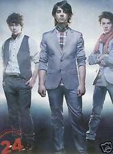 JONAS BROTHERS Sensational PROMO PHOTO POSTER AD nice!