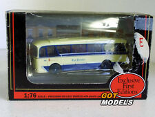CAVALIER COACH -1/76 SCALE MODEL BUS BY EFE EAST YORKSHIRE 12102