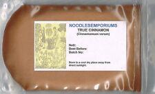 True Cinnamon Powder ORGANIC (Cinnamomum verum) 50g No GMO's