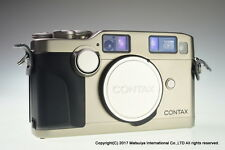 CONTAX G2D Date Back Excellent